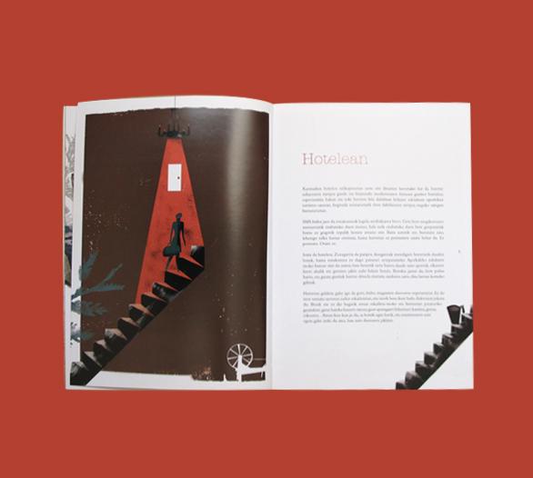 Ilustración Álbum Lurmentzean - Premio Peru Abarka