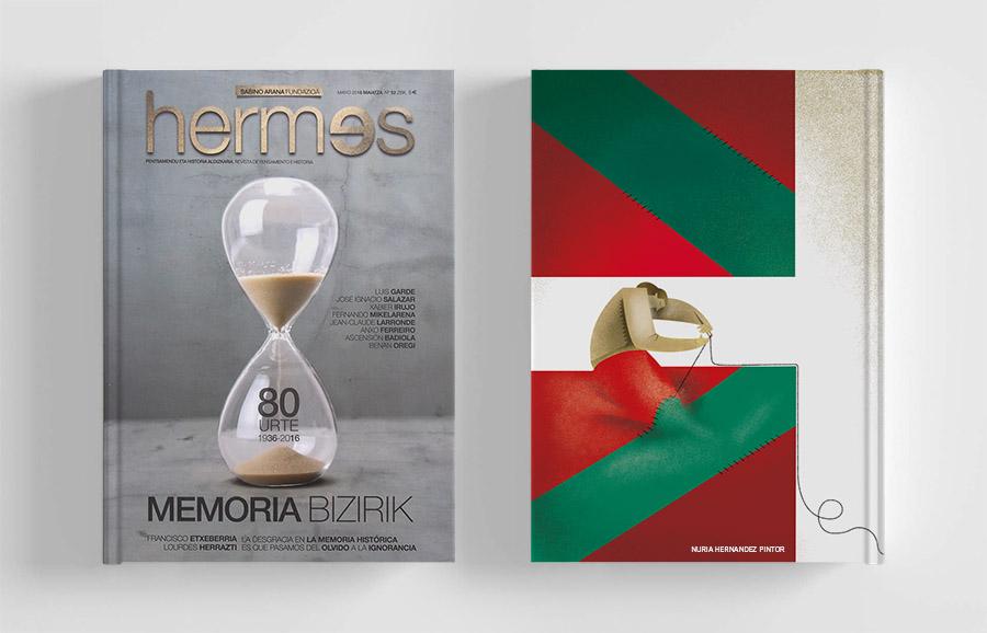 portada HERMES ilustración